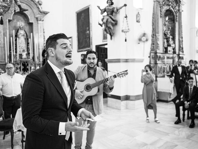 La boda de Rafa y Lorena en Bollullos De La Mitacion, Sevilla 17