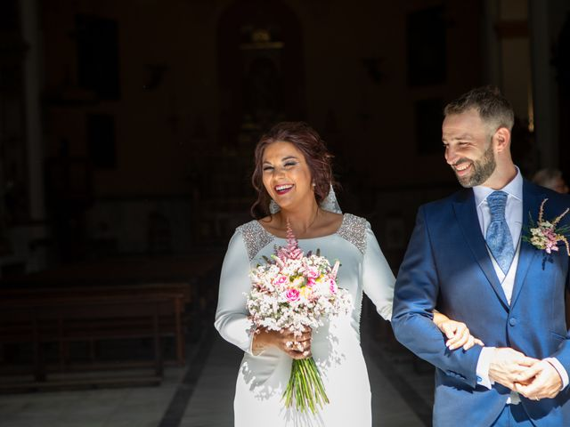 La boda de Rafa y Lorena en Bollullos De La Mitacion, Sevilla 19