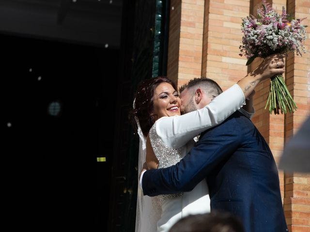 La boda de Lorena y Rafa