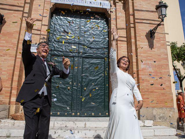 La boda de Rafa y Lorena en Bollullos De La Mitacion, Sevilla 2