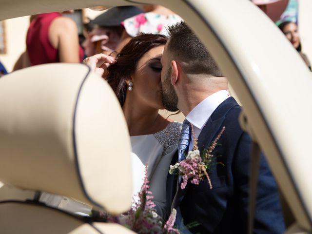 La boda de Rafa y Lorena en Bollullos De La Mitacion, Sevilla 22