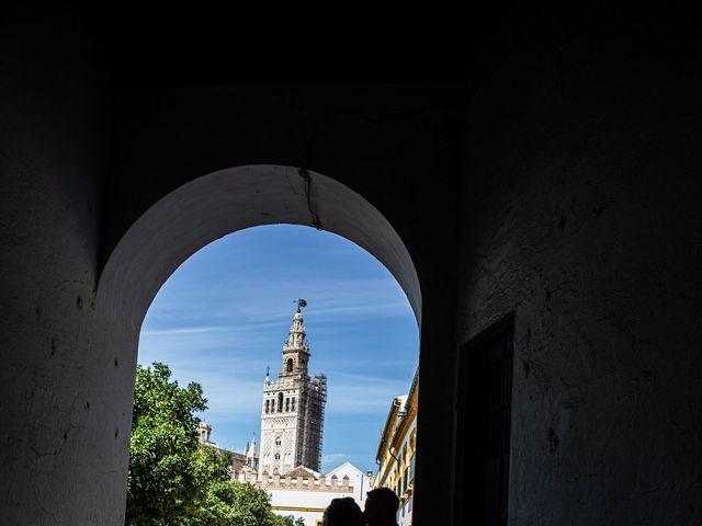 La boda de Rafa y Lorena en Bollullos De La Mitacion, Sevilla 23