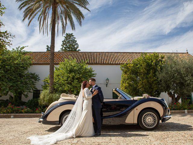 La boda de Rafa y Lorena en Bollullos De La Mitacion, Sevilla 29