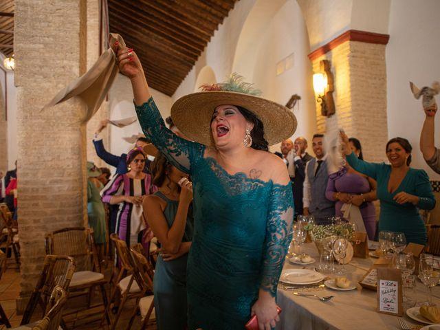 La boda de Rafa y Lorena en Bollullos De La Mitacion, Sevilla 34