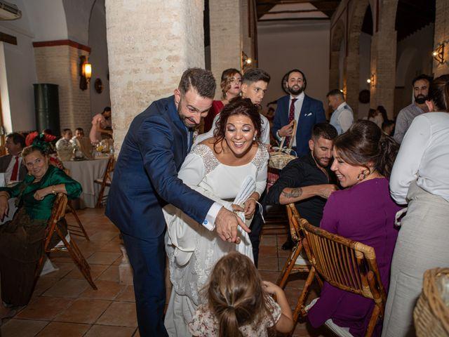 La boda de Rafa y Lorena en Bollullos De La Mitacion, Sevilla 35