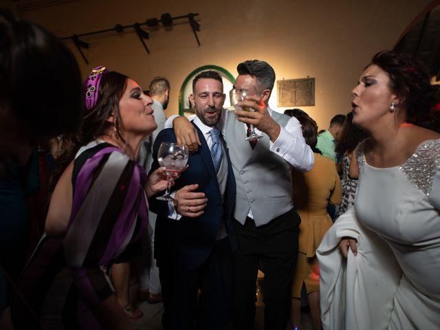 La boda de Rafa y Lorena en Bollullos De La Mitacion, Sevilla 38