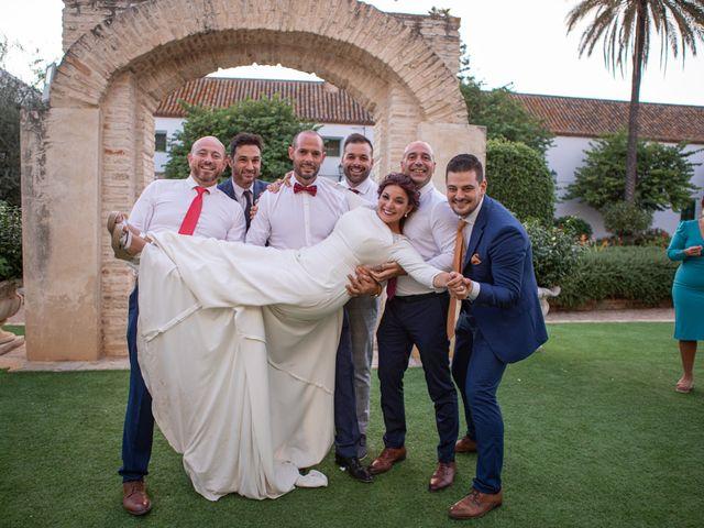 La boda de Rafa y Lorena en Bollullos De La Mitacion, Sevilla 42
