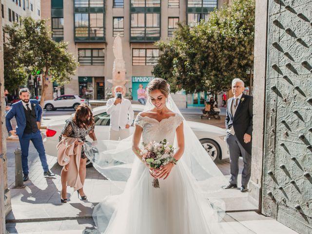 La boda de Marcos y Irene en Valencia, Valencia 20