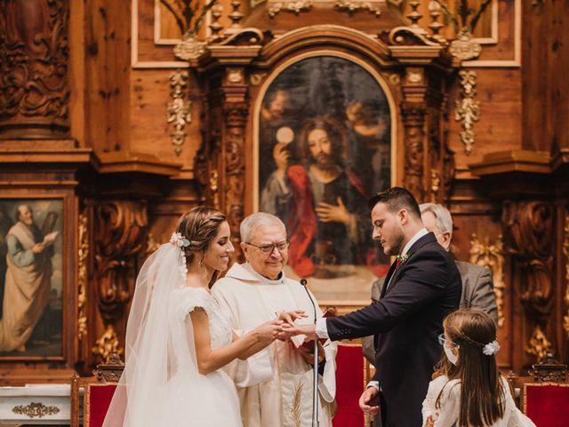 La boda de Marcos y Irene en Valencia, Valencia 25