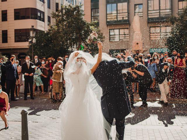 La boda de Marcos y Irene en Valencia, Valencia 30