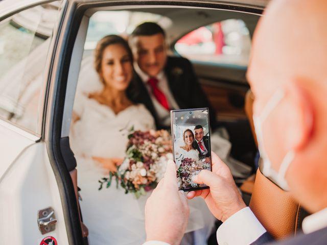 La boda de Irene y Marcos