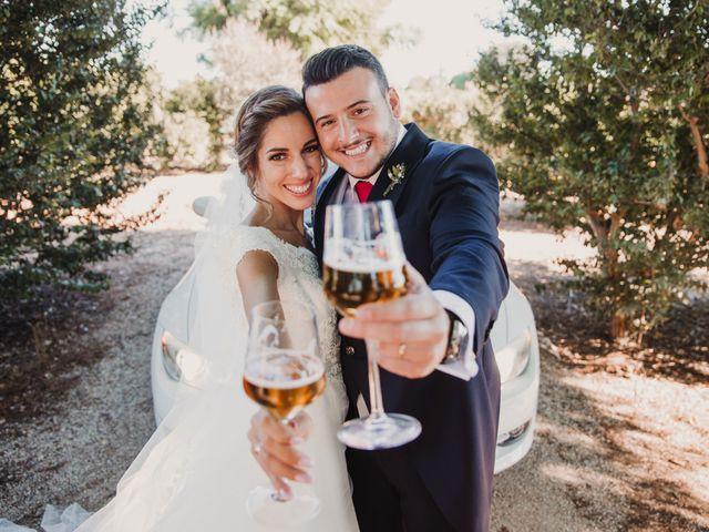 La boda de Marcos y Irene en Valencia, Valencia 35