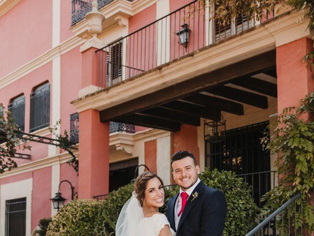 La boda de Marcos y Irene en Valencia, Valencia 37