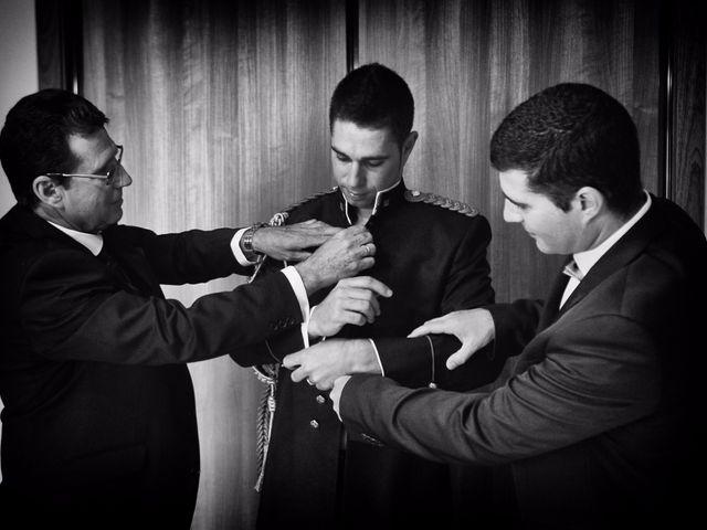 La boda de Natalia y Cristian en Plasencia, Cáceres 18
