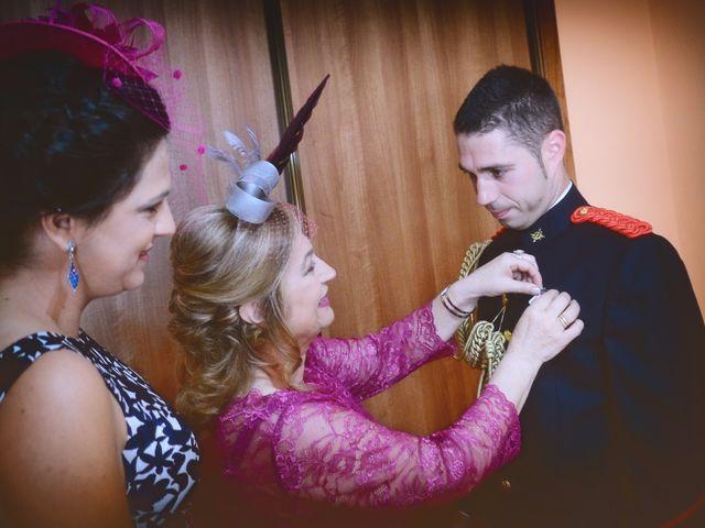 La boda de Natalia y Cristian en Plasencia, Cáceres 21