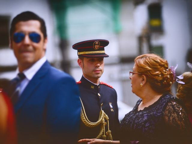 La boda de Natalia y Cristian en Plasencia, Cáceres 29