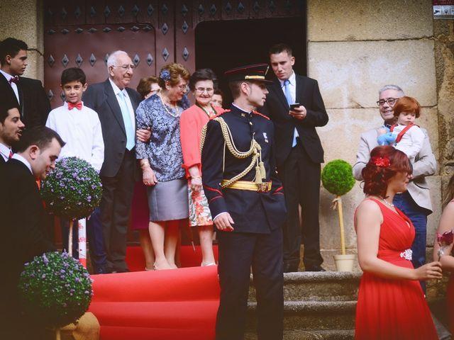La boda de Natalia y Cristian en Plasencia, Cáceres 30
