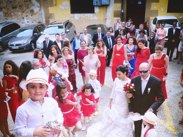 La boda de Natalia y Cristian en Plasencia, Cáceres 31