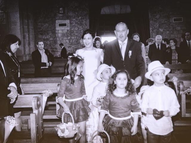 La boda de Natalia y Cristian en Plasencia, Cáceres 32