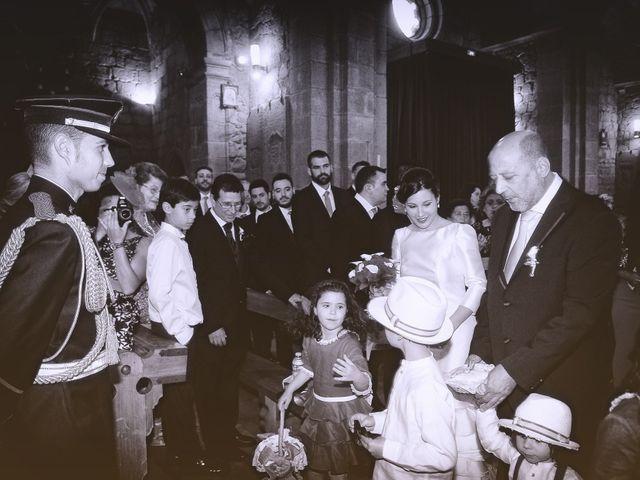 La boda de Natalia y Cristian en Plasencia, Cáceres 33