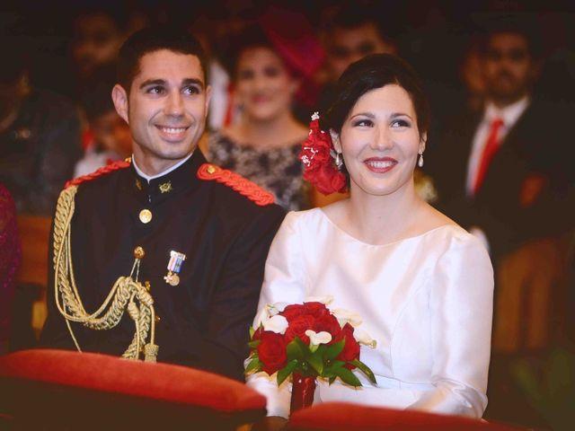 La boda de Natalia y Cristian en Plasencia, Cáceres 37
