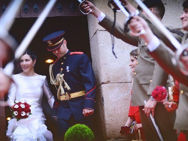 La boda de Natalia y Cristian en Plasencia, Cáceres 38