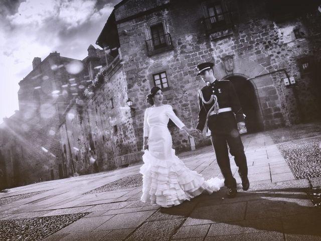 La boda de Natalia y Cristian en Plasencia, Cáceres 42