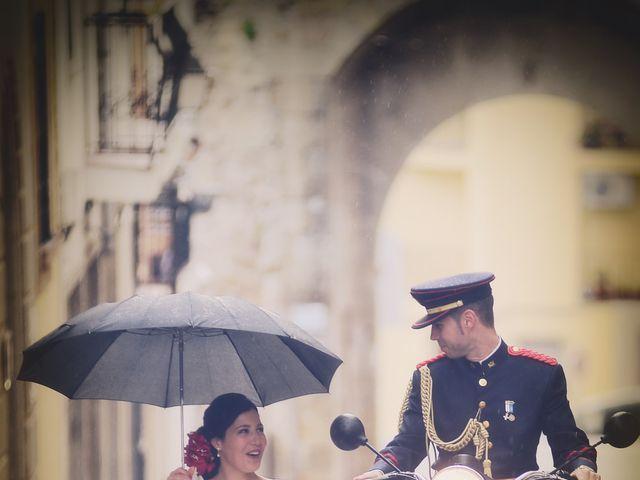 La boda de Natalia y Cristian en Plasencia, Cáceres 43