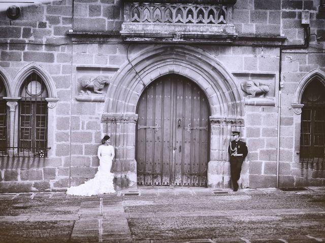 La boda de Natalia y Cristian en Plasencia, Cáceres 48