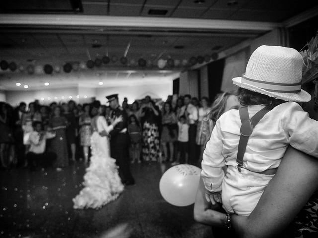 La boda de Natalia y Cristian en Plasencia, Cáceres 51