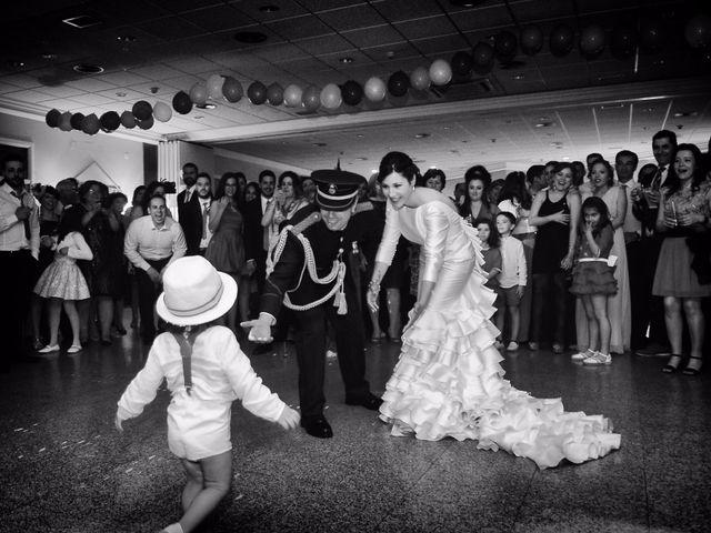 La boda de Natalia y Cristian en Plasencia, Cáceres 52