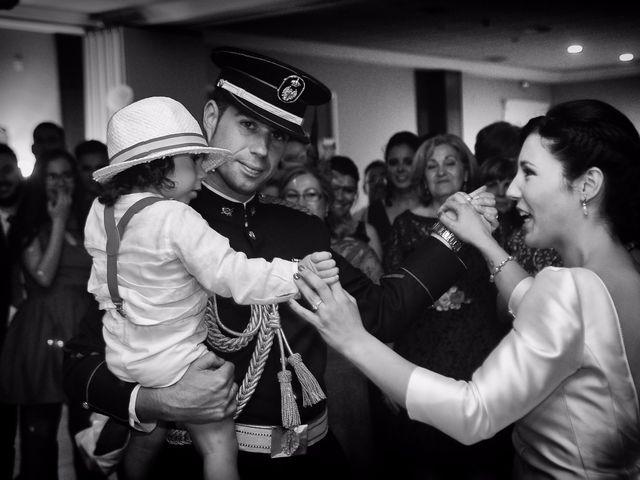 La boda de Natalia y Cristian en Plasencia, Cáceres 53
