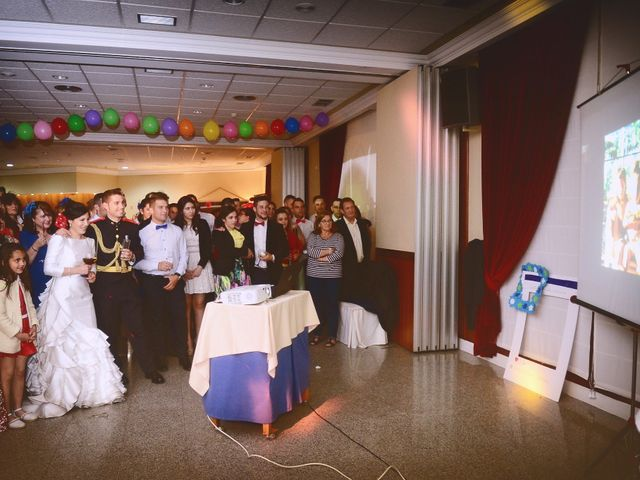 La boda de Natalia y Cristian en Plasencia, Cáceres 55