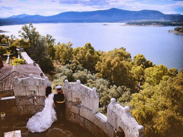 La boda de Natalia y Cristian en Plasencia, Cáceres 56