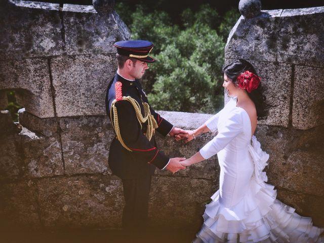 La boda de Natalia y Cristian en Plasencia, Cáceres 57