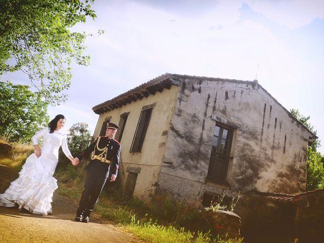 La boda de Natalia y Cristian en Plasencia, Cáceres 59