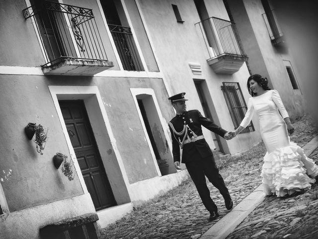 La boda de Natalia y Cristian en Plasencia, Cáceres 60