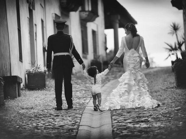 La boda de Natalia y Cristian en Plasencia, Cáceres 61