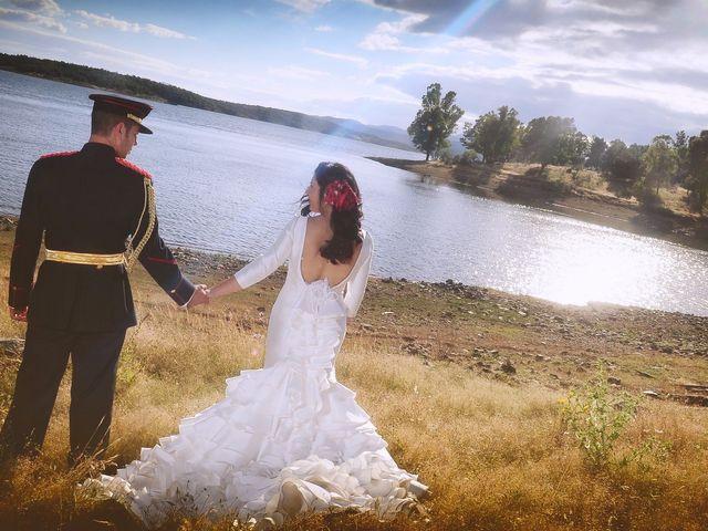 La boda de Natalia y Cristian en Plasencia, Cáceres 63