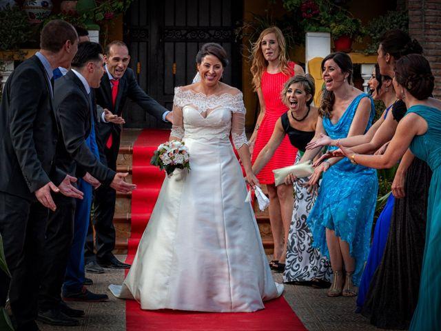 La boda de Ángel y Esther en Burriana, Castellón 9