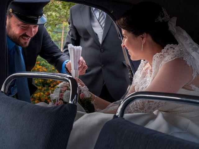 La boda de Ángel y Esther en Burriana, Castellón 15