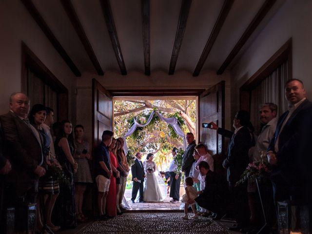 La boda de Ángel y Esther en Burriana, Castellón 16