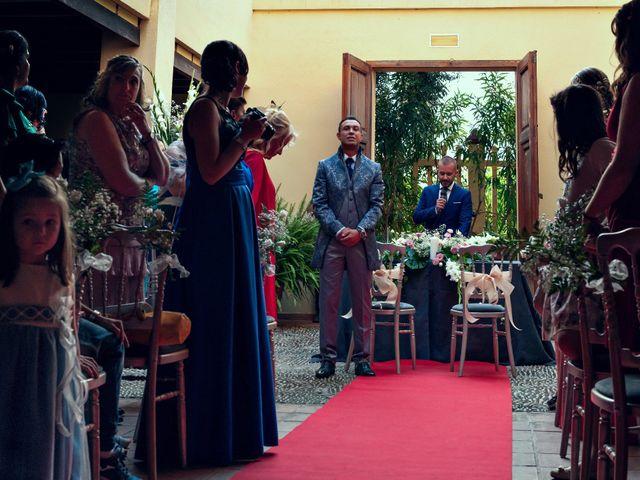 La boda de Ángel y Esther en Burriana, Castellón 17
