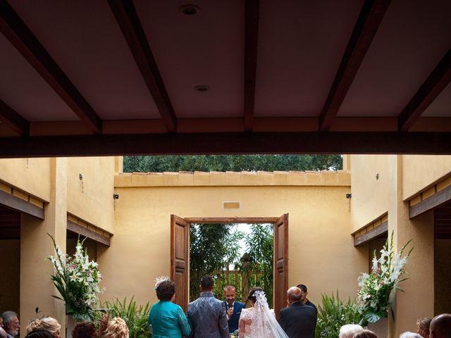 La boda de Ángel y Esther en Burriana, Castellón 18