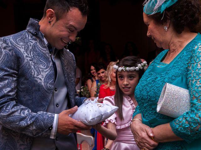 La boda de Ángel y Esther en Burriana, Castellón 21
