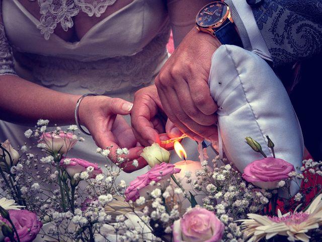 La boda de Ángel y Esther en Burriana, Castellón 22