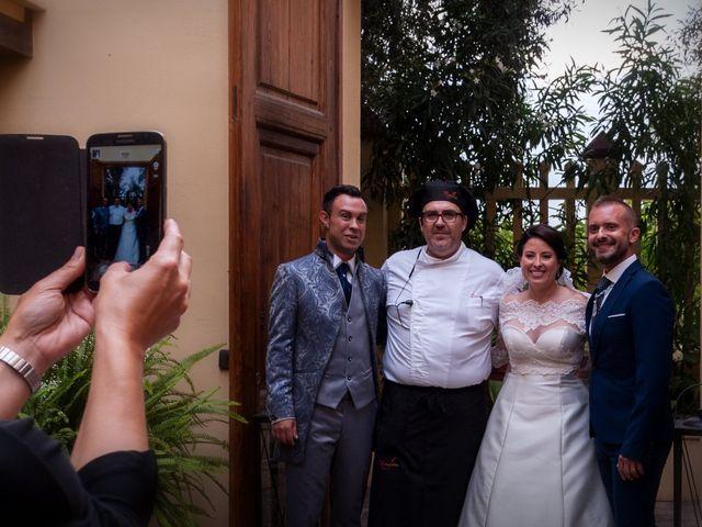 La boda de Ángel y Esther en Burriana, Castellón 23