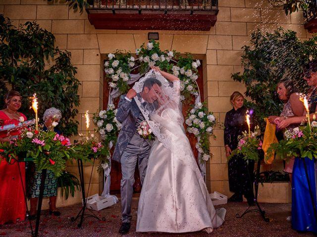 La boda de Ángel y Esther en Burriana, Castellón 25