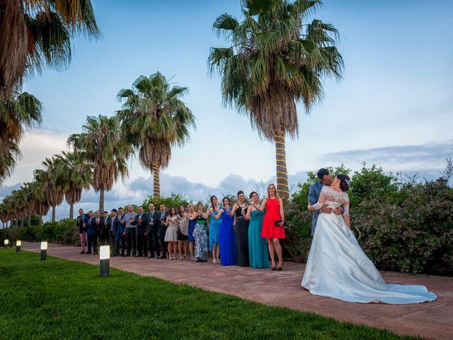 La boda de Ángel y Esther en Burriana, Castellón 27