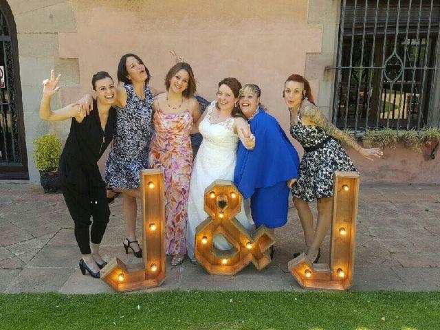 La boda de Jose y Jessica en La Garriga, Barcelona 1